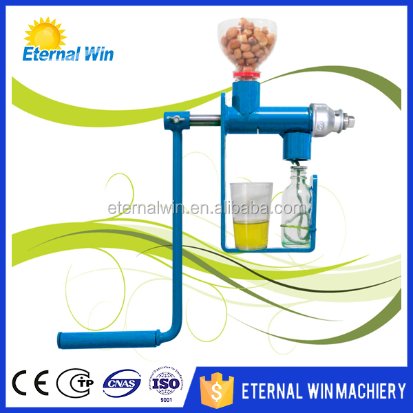 Small manual seed oil extraction machine manual oil extractor