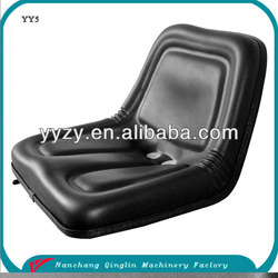 Seat PVC Foam with Drain Hole Micro Switch Slide Track