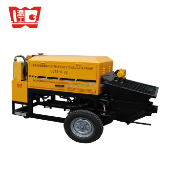 12 m3/h concrete pump for sale