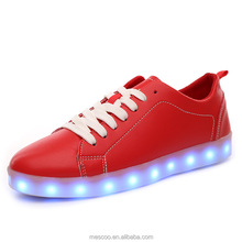 Luminous Shoes Men Led Shoes With lights for Adults