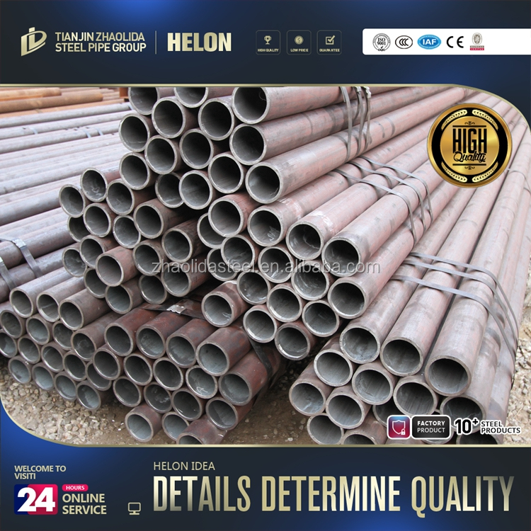 factory price ! small diameter thick wall steel pipe thick wall steel tube made in china