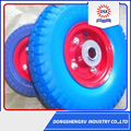 Hot Selling Hand Pallet Truck Solid Rubber Wheel
