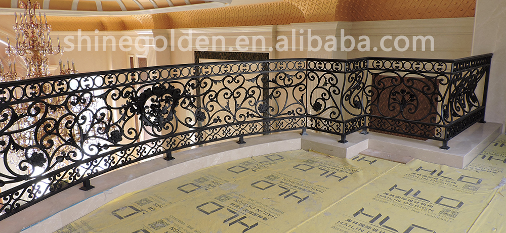 Decorative Metal Fence SG-15F007