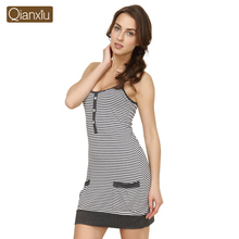 Many years factory Qianxiu sexy sleeveless camisole romper nighty design