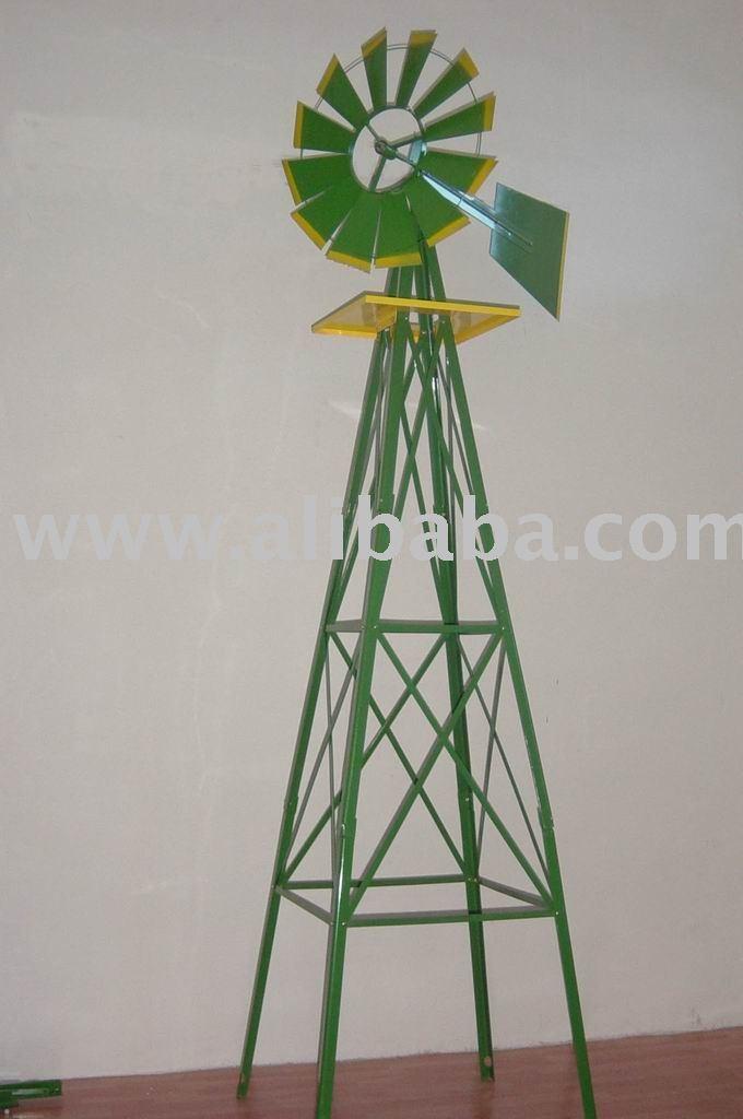 Molino de viento otros decoraciones de jard n y for Molinos de viento para jardin