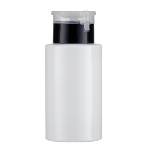 190ml Cosmetic Remover Bottle with or without Pump