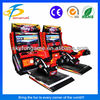Crazy indoor racing Nail'd Motor racing arcade cabinets for sale