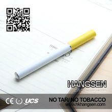 Latest e-cigarette 510 kits with USB charge and over 300 Hangsen flavors from Hangsen Holding Co., Ltd