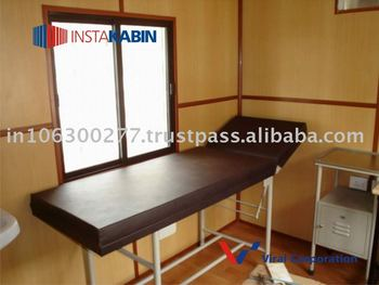 Mobile Clinics and Hospitals steel structure