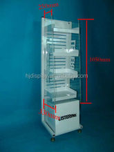 Good Quality and Hot Selling Cosmetics Display Stand Cosmetic Product Display Stand Best Selling mac cosmetics