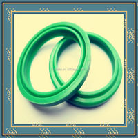 green polyurethane rubber U-shaped dust-proof seals
