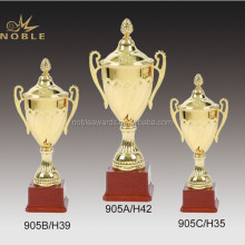 New Design Metal Trophy Sports Cup Award