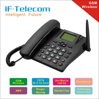 GSM Fixed Wireless Phone Desktop Phone