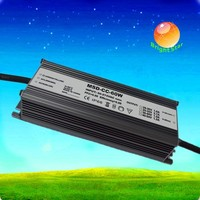 Good quality EFF 88% three years warranty led driver waterproof constant current led switch mode power supply 60w 2000ma