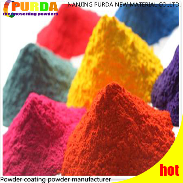 PE Thermoplastic Powder Coating