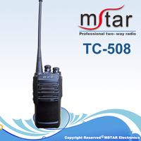 Competitive Price Aand Good Quality Wirless Walkie Talkie TC-508 VHF UHF Military Two Way Radio