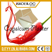Suffered From Hand Pain?Try Our Pain Relief Capsicum Plaster,Factory Price