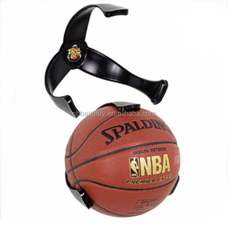 Ball Claw Basketball Ball Hand Holder Wall Mount Display Case Organizer Rack