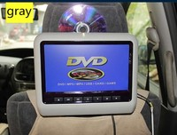 "9"" toyota headrest dvd player"
