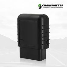 OBD II car gps tracker, vehicle telematics with android APP and tracking software CW-601G