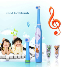 Dental hygiene Rechargeable children electric toothbrush