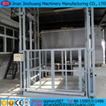 Freight Carrying Industrial Hydraulic Material Elevator