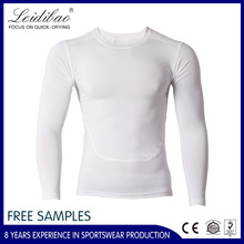 Compression Tights Shirts Long Sleeve Fitness Clothing
