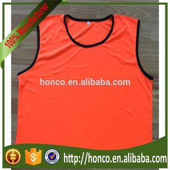 High Quality training Bib Soccer Vest