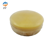 Good quality herbal saffron whitening face soap