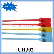 CH302 High quality plastic seals for bank and logistics