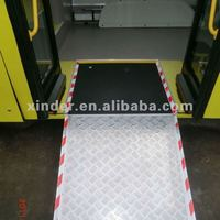 Manual Wheelchair Ramp For Bus
