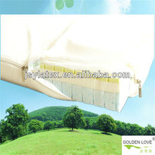bedroom furniture comfortable pillow top pocket spring mattress