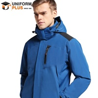 2018 wholesale high quality outdoor skiing jacket, waterproof jacket