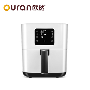 New arrival digital healthy deep fat large air fryer