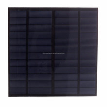 Mini 6V 1W Solar Panel Solar System Module DIY For Battery Cell Phone Chargers Portable Drop Shipping