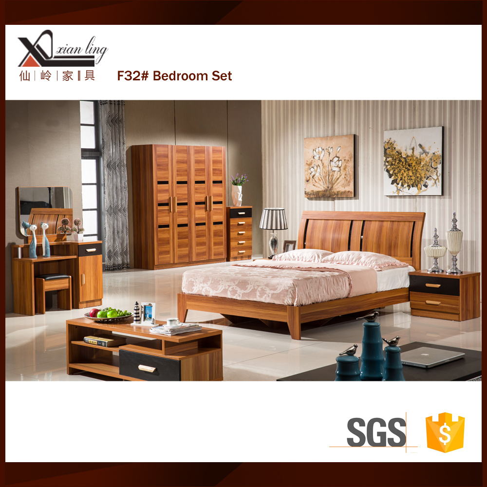 Egyptian Small Bedroom Furniture Cheap Wooden Furniture