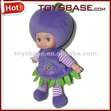Funny baby fashion fruit doll