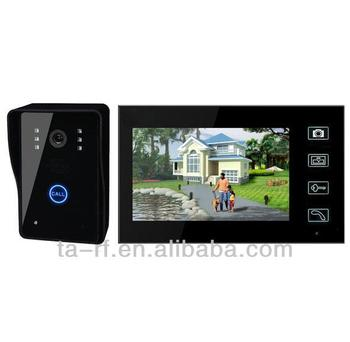 7 inch wireless door phone china manufacture