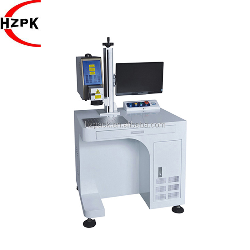 HZLF Type Laser Marking Machine Expiry Date Printing Machine