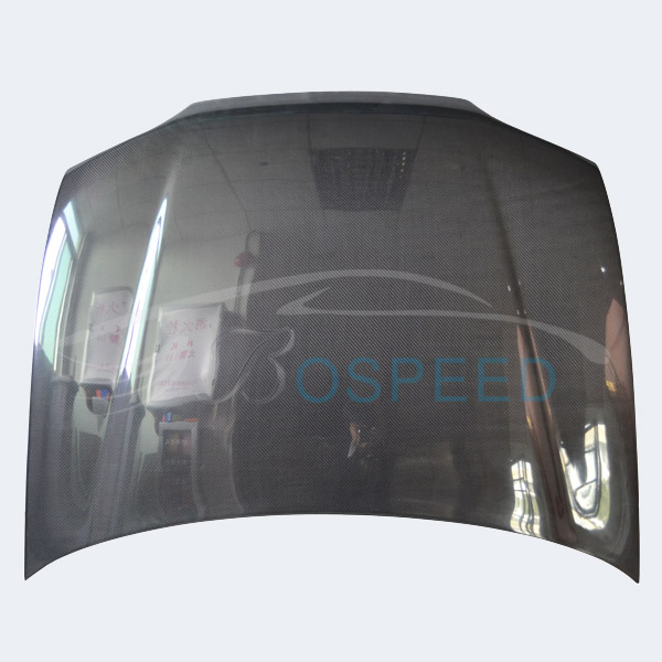 OEM style Carbon Fiber Hood for Honda Civic EG 3dr 1992-1995