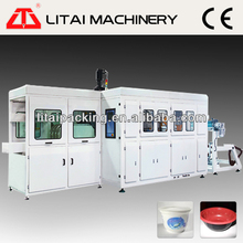 TQCD-650 plastic food containers sealing machine