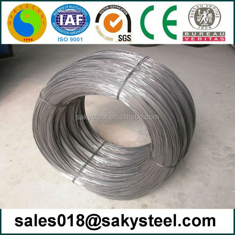 stainless steel wire strand for necklace