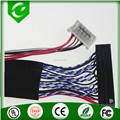 Simple Hirose crimp assembly with twisted wires lvds cable