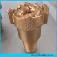 matrix body pdc none core drill bits for water well drilling