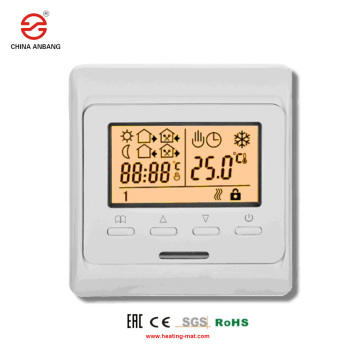 Easy Heating Room Temperature Controller 24VAC Thermostat
