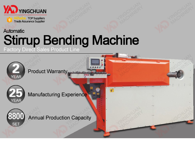 Alibaba Best Sellers Cnc Wire Bar Bending Machine For Sale