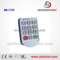 Hotel sauna room ,swimming pool gym code lock locker DH-112Y