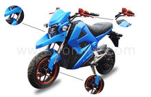 GMK2 2017 year New Products electric city motorbike hoverboard motorcycle for adult