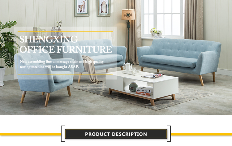 SX-8775-1-2-3 Luxury living room Italian sofa
