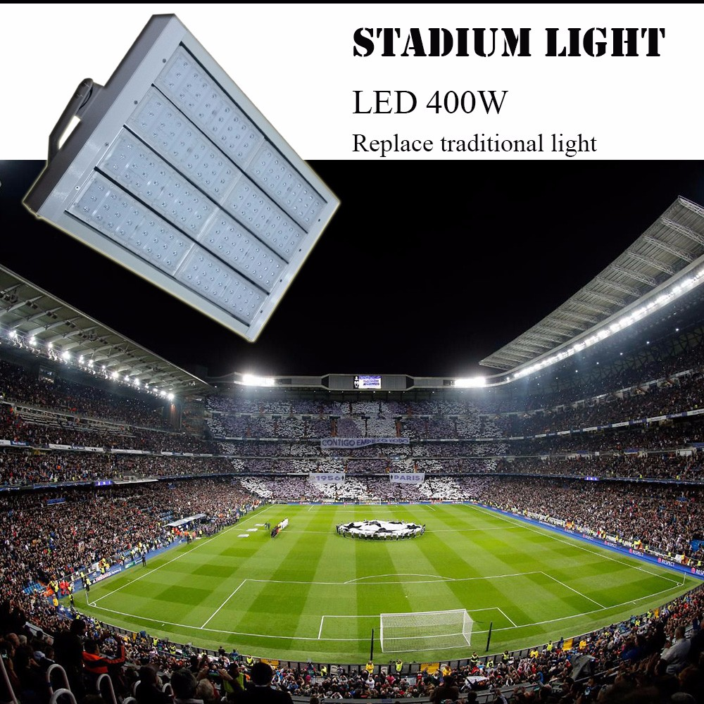 Good price stadium 400w led projector light